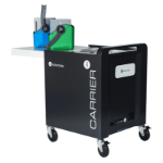 lockncharge Carrier 30 Portable device management cart Black
