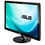 "ASUS VS278H 27"" Full HD Black computer monitor"