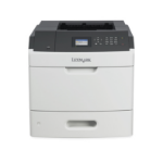 Lexmark MS812dn 1200 x 1200DPI A4 Black,Grey