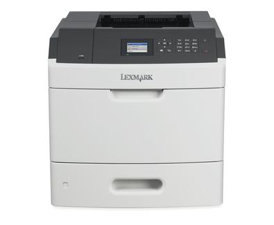Lexmark MS812dn 1200 x 1200DPI A4 Black,Grey