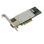 Microsemi SmartHBA 2100-8i8e interfacekaart/-adapter Mini-SAS HD Intern