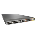 Cisco Nexus N5K-C5672UP= Managed network switch L2/L3 10G Ethernet (100/1000/10000) 1U Silver network switch