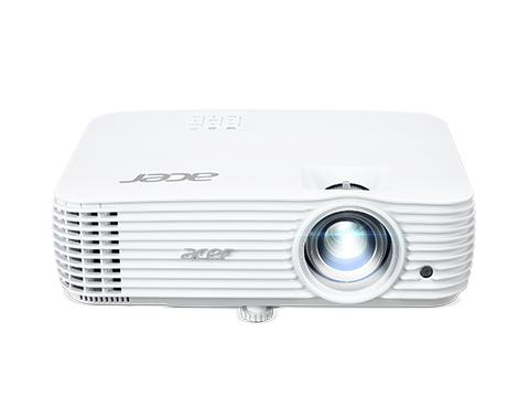 Acer Essential P1655 data projector 4000 ANSI lumens DLP WUXGA 1920x1200 Desktop projector White