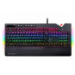 ASUS Strix Flare Cherry MXBlue Gmng keyboard RF Wireless + USB Blue