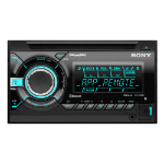 Sony WX-GT90BT car media receiver