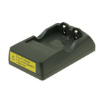 2-Power DBC0151A Indoor battery charger Black battery charger