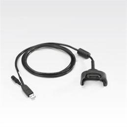 Zebra USB Charge/Sync cable Black USB cable