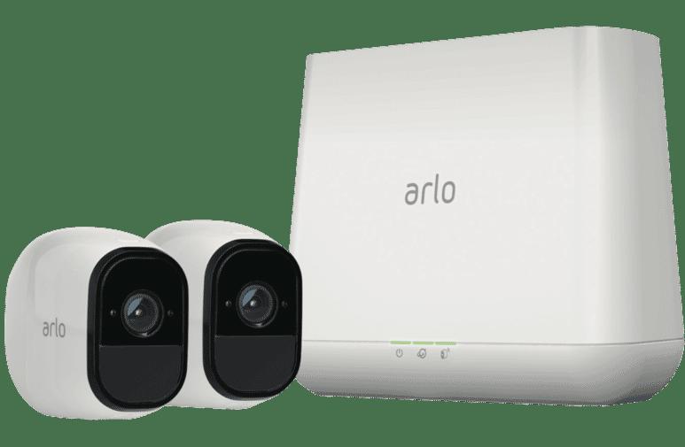 NETGEAR Arlo Pro HD Wi-Fi CCTV 2 Camera Kit