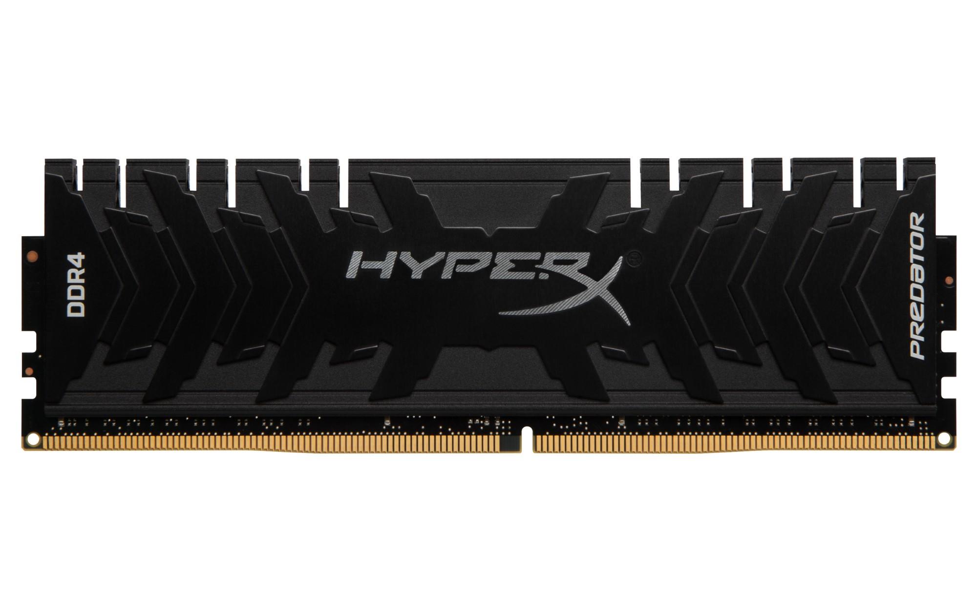 8GB 3000MHz DDR4 DIMM XMP HyperX Pred