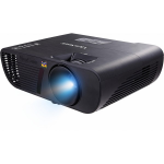 Viewsonic PJD5555W Desktop projector 3200ANSI lumens DLP WXGA (1280x800) 3D Black data projector
