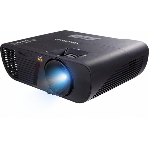 Viewsonic PJD5555W Desktop projector 3200ANSI lumens DLP WXGA (1280x800) 3D Black data projector