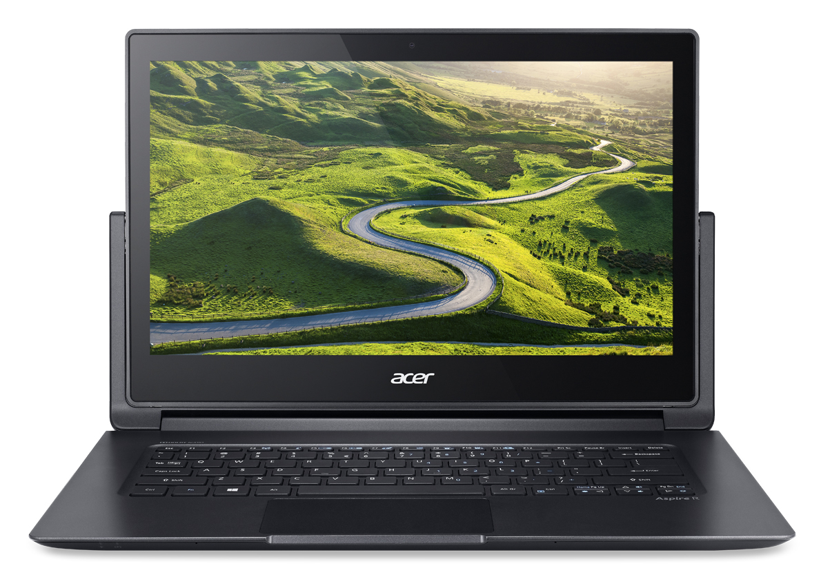 "Acer Aspire R13 (R7-372T-78AU 2) 13.3"" Touchscreen Black,Grey"