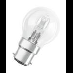Osram CL P 30 30W B22d D Warm white halogen bulb