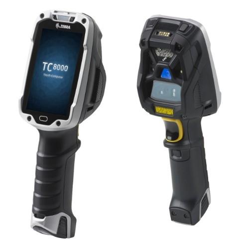 Zebra TC8000 handheld mobile computer 10.2 cm (4