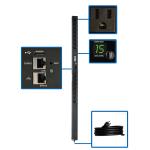 Tripp Lite PDUMV15NETLX power distribution unit (PDU) 0U Black 16 AC outlet(s)