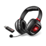 Creative Labs Sound Blaster Tactic3D Rage Wireless RF Wireless Binaural Head-band Black headset