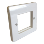 Cablenet XXP1050 wall plate/switch cover White