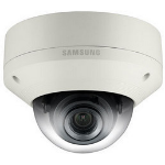 Samsung 1.3MP (1280x1024), HD 60fps, 3 - 8.5mm Verifocal lens, D/N PoE, IP66, IK10, WDR - Approx 1-3 working
