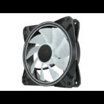 DeepCool DP-F12-AR-CF120P-3P computer cooling component Computer case Fan 12 cm 1 pc(s) Black