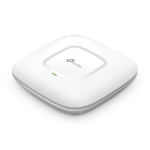 TP-LINK CAP1200 1200Mbit/s Power over Ethernet (PoE) White WLAN access point