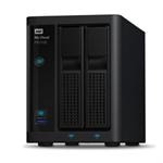 Western Digital My Cloud PR2100 8TB NAS Desktop Ethernet LAN Black