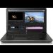 "HP ZBook 17 G4 Black Mobile workstation 43.9 cm (17.3"") 1920 x 1080 pixels 2.8 GHz 7th gen Intel® Core™ i7 i7-7700HQ"