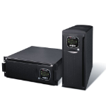 Riello Sentinel Dual 5000 5000VA 2AC outlet(s) Rackmount/Tower Black uninterruptible power supply (UPS)