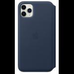 "Apple MY1P2ZM/A mobile phone case 16.5 cm (6.5"") Folio Blue"