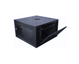 Dynamode CAB-W9U-EL450 Wall mounted rack Black rack