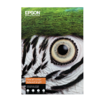 Epson Fine Art Cotton Textured Bright A2 25 Sheets