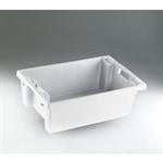 FSMISC STACK/NEST BOX 600X400X200MM WHITETE