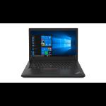 """Lenovo ThinkPad T480 Black Notebook 35.6 cm (14"""") 1920 x 1080 pixels 8th gen Intel® Core™ i7 16 GB DDR4-SDRAM 256 GB SSD Wi-Fi 5 (802.11ac) Windows 10 Home"""