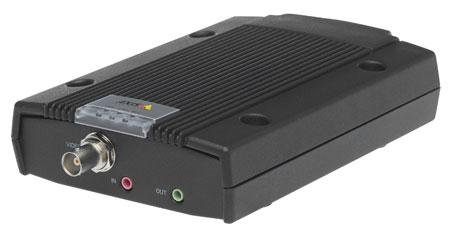 Axis Q7411 servidor y codificador de vídeo 720 x 576 Pixeles 60 pps
