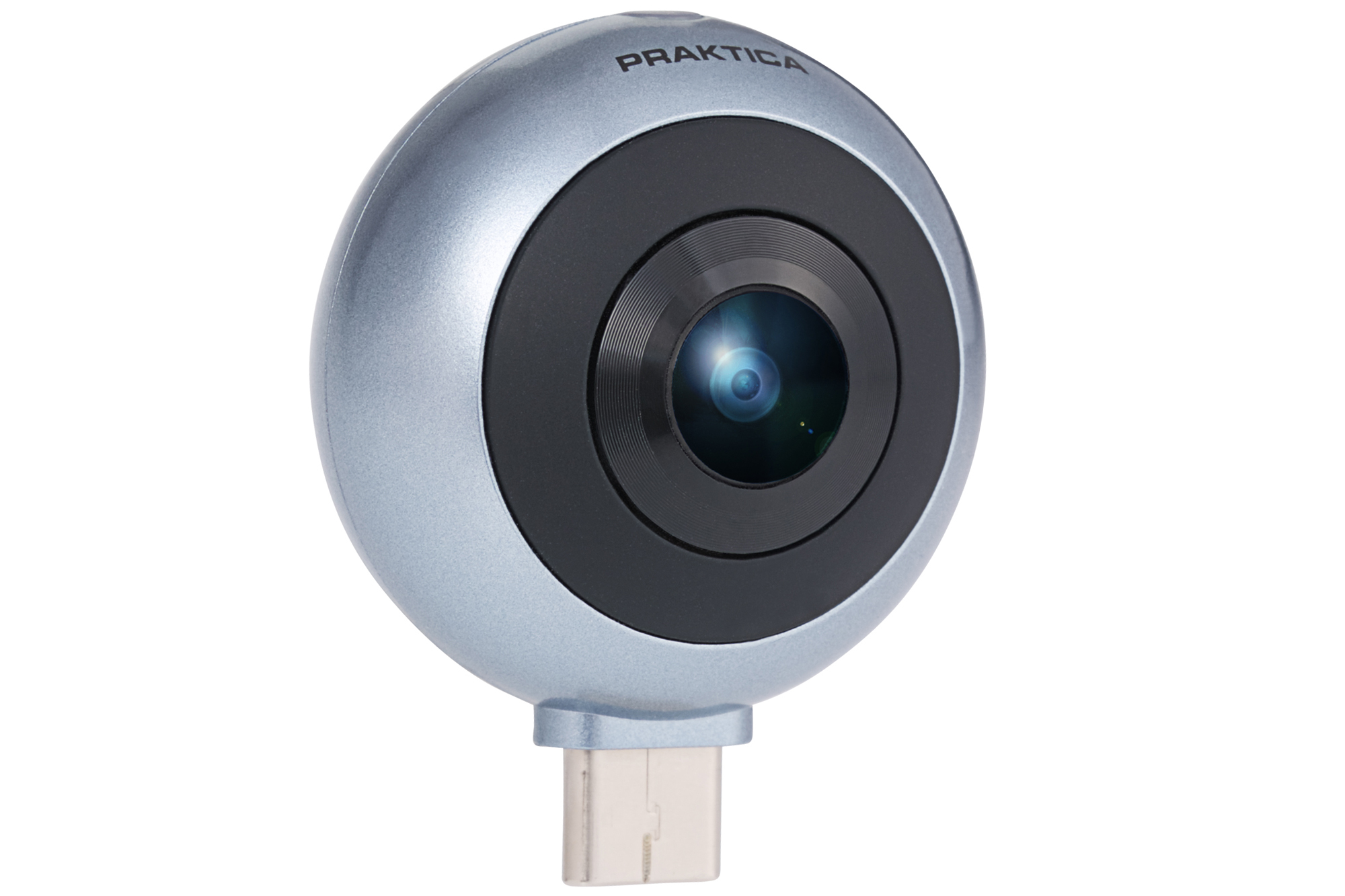 Praktica Z360m 360-Degree FHD Live Stream Phone Camera