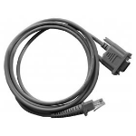 Datalogic 90G000008 1.8m RS-232 Rj-45 Grey serial cable