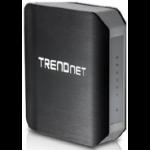 TRENDNET AC1200 Dual Band Wireless AC 4-port Media Bridge