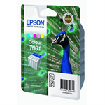 Epson C13T00101110 (T001) Ink cartridge color, 220 pages @ 5% coverage, 66ml