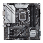 ASUS PRIME Z590M-PLUS Intel Z590 LGA 1200 micro ATX