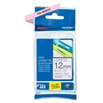Brother TZE-MQE31 P-Touch Ribbon, 12mm x 4m