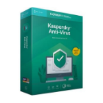 Kaspersky Lab Anti Virus 2019 German 1license(s) 1year(s)