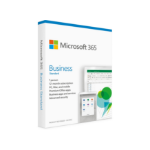 HP Microsoft 365 Business Standard Client Access License (CAL) 1 license(s) 1 year(s) 6MW80AA