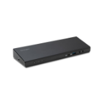Kensington SD4750P USB-C & USB 3.0 Dual 4K Docking Wired USB 3.2 Gen 1 (3.1 Gen 1) Type-C Black K39105EU