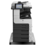 HP LaserJet Managed MFP M725zm 1200 x 1200DPI Laser A3 41ppm Black,Grey multifunctional