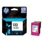 HP 122 Cian, Amarillo cartucho de tinta