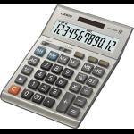 Casio DM-1200BM calculator Desktop Grey
