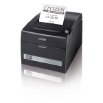 Citizen CT-S310-II Direct thermal POS printer 203 x 203 DPI Wired