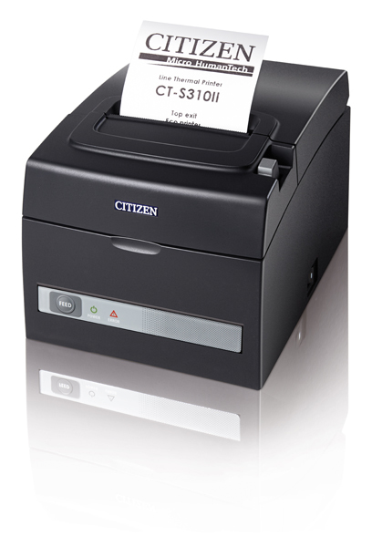 Citizen CT-S310-II Direct thermisch POS-printer 203 x 203 DPI Bedraad