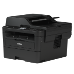Brother Wireless Compact Mono Laser All-in-One-34 ppm,LAN,WiFi,NFC,Auto 2-Sided Print&Scan,33.6K Super G3 FA