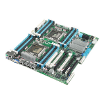 ASUS Z9PE-D16 Intel C602 LGA 2011 (Socket R) server/workstation motherboard