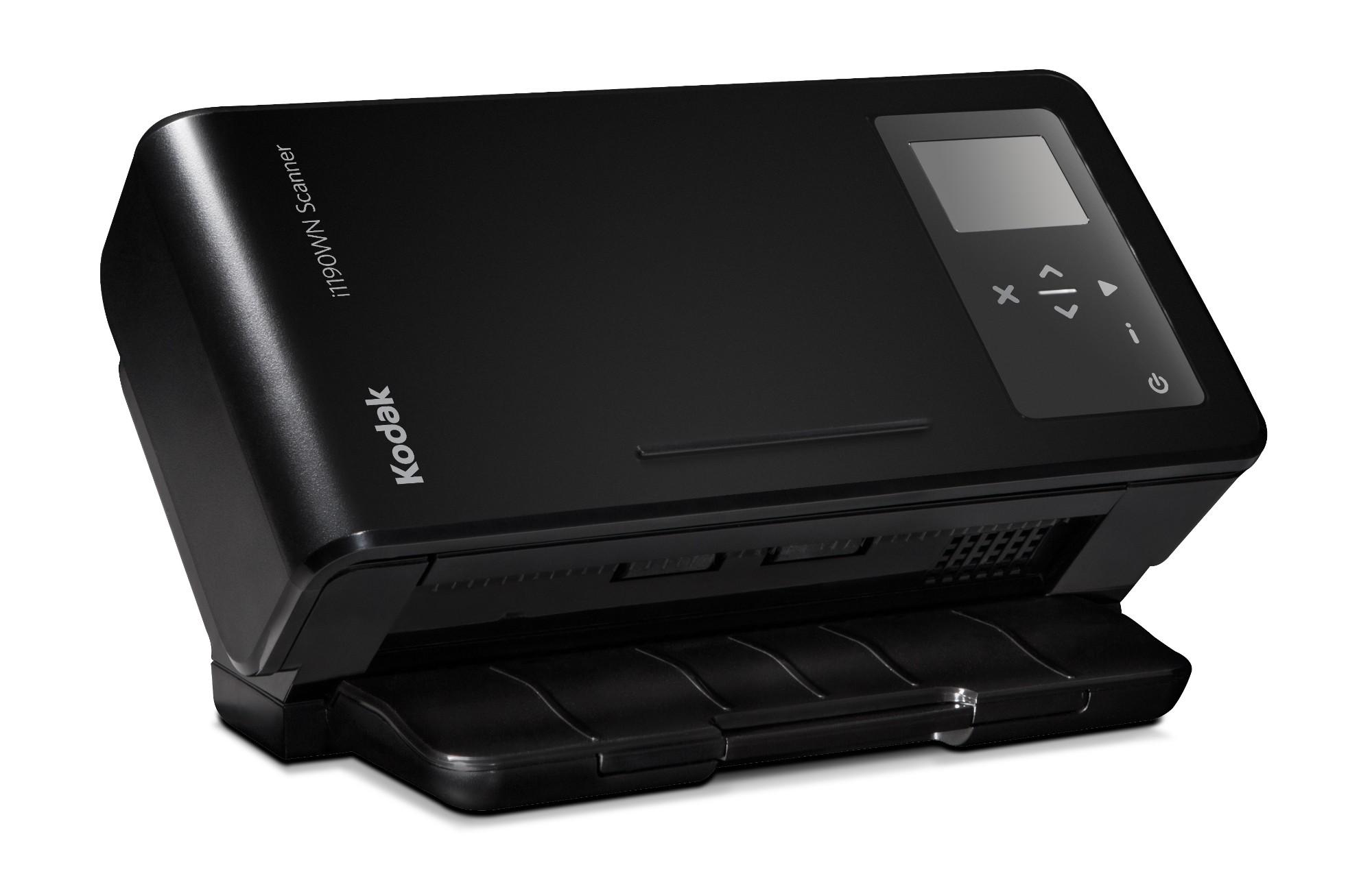 Kodak i1190WN Scanner ADF scanner 600 x 600DPI A4 Black